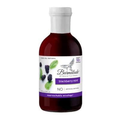 Blackberry-Mint Barmalade 10oz