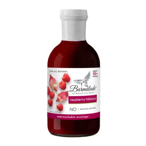 Raspberry-Hibiscus Barmalade 10oz 1