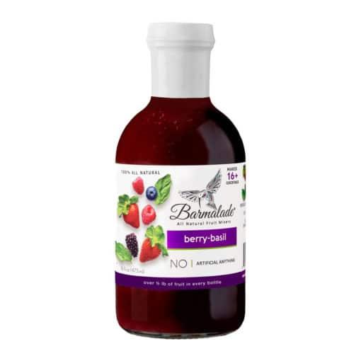 Berry-Basil Barmalade 16oz 1