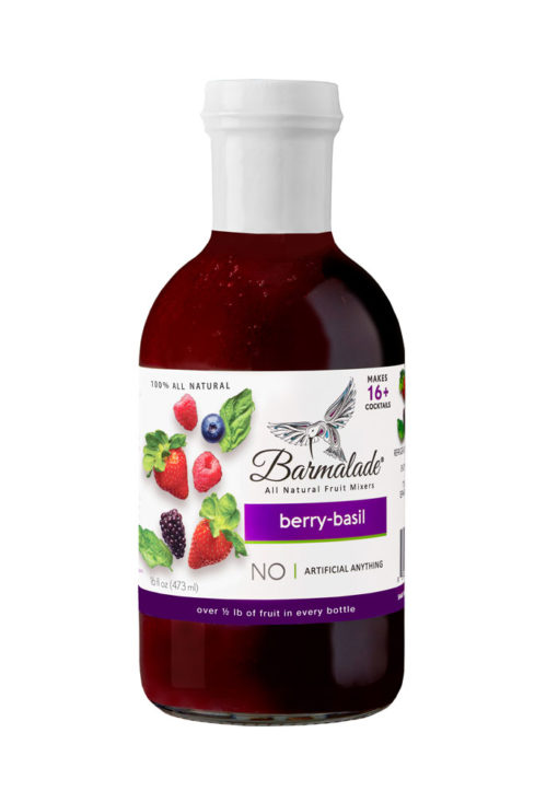 Berry-Basil Barmalade Bottle
