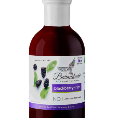 Blackberry-Mint Barmalade 16oz