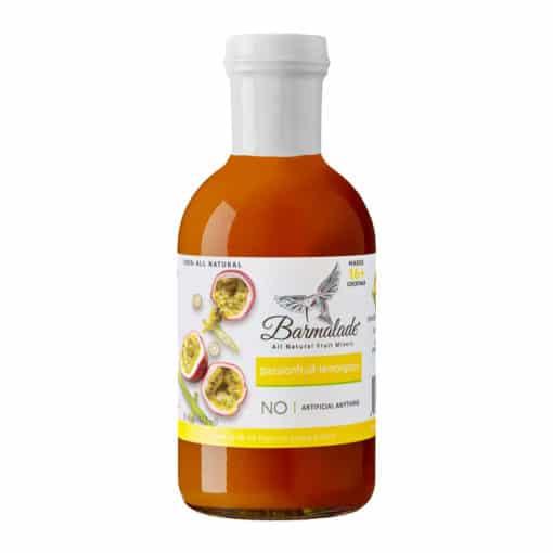 Passionfruit-Lemongrass Barmalade 16oz 1