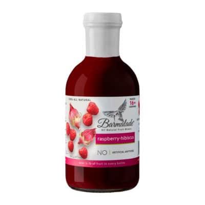 Raspberry-Hibiscus Barmalade 16oz