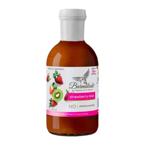 Strawberry-Kiwi Barmalade 16oz 1