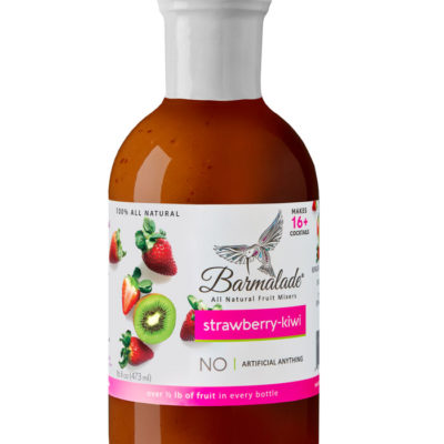 Strawberry-Kiwi Barmalade 16oz