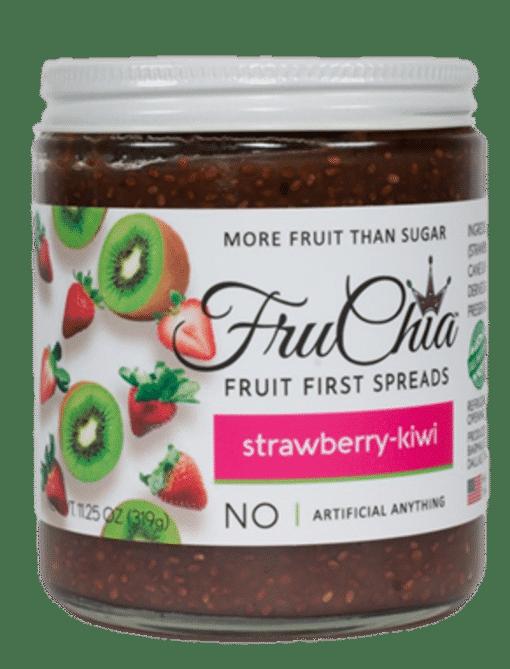 FruChia - strawberry-kiwi